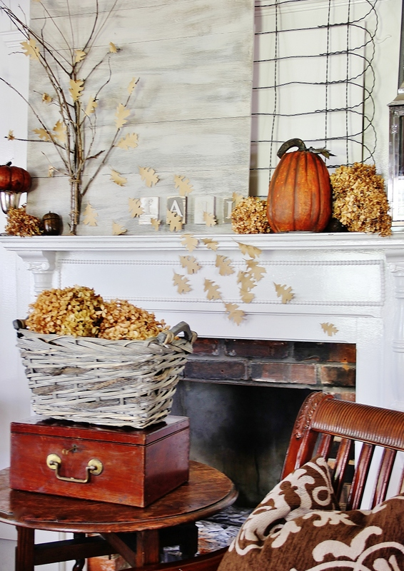 How To Add Fall Decor To Your Mantel-homesthetics.net (13)