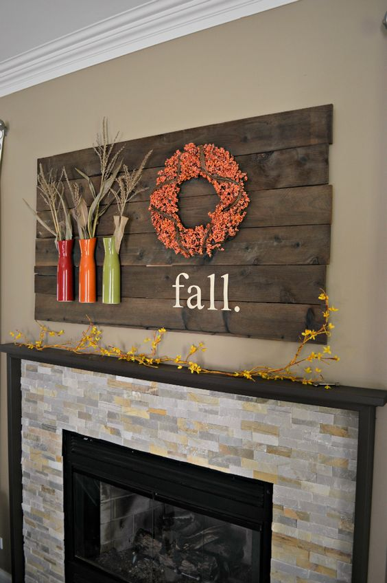 How To Add Fall Decor To Your Mantel-homesthetics.net (15)