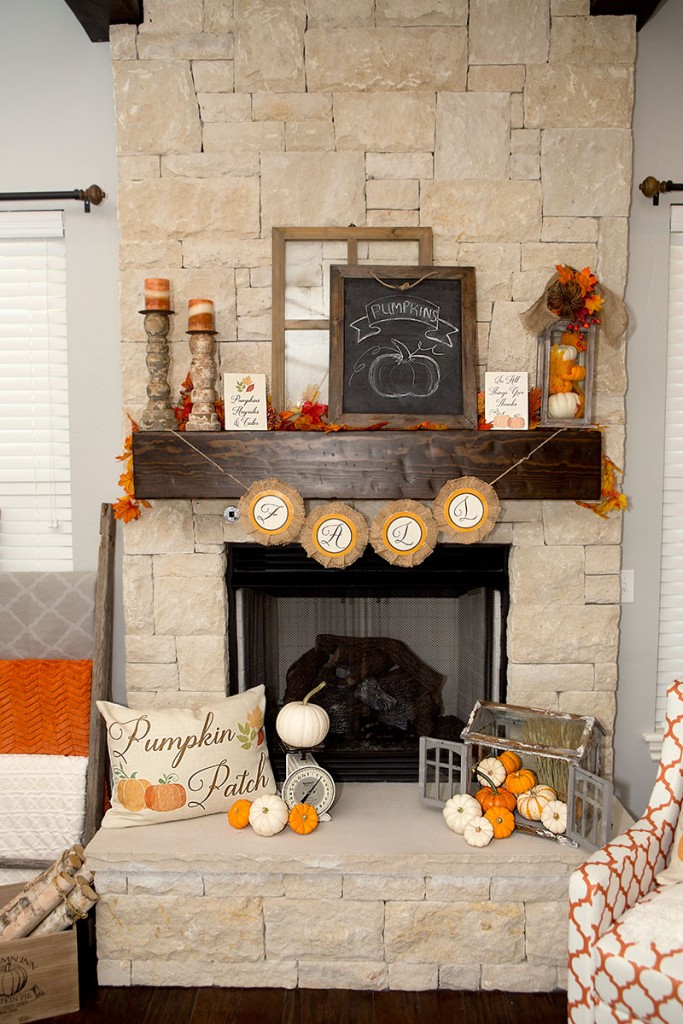 How To Add Fall Decor To Your Mantel-homesthetics.net (18)
