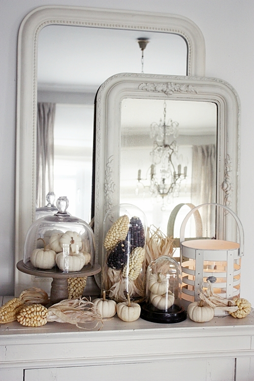 Ideas On How To Add Fall Decor To Your Mantel Homesthetics Inspiring Ideas For