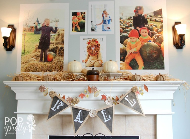 How To Add Fall Decor To Your Mantel-homesthetics.net (3)