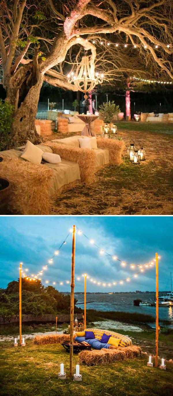 Insanely Ingenious Bales of Hay Projects For a Magical Autumn (9)