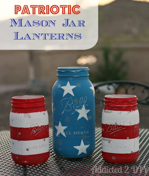 patriotic-mason-jar-lanterns
