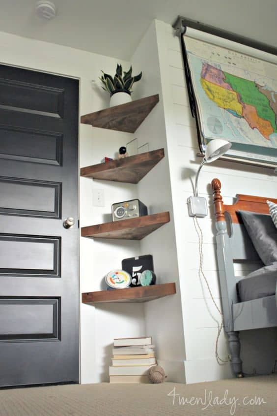 Beautiful Easy Diy Shelves To Build At Home Homesthetics