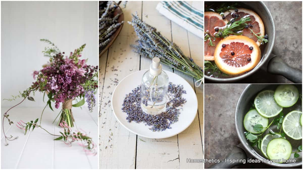 10 Refreshing Ways to Make Your Home Smell Like Spring - Homesthetics - Inspiring ideas for your home.