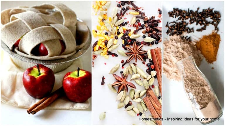 20 Ways to Obtain Brilliant Natural Fall Scents at Home