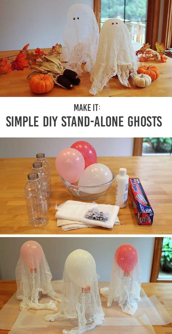 21 Extraordinary Creative DIY Halloween Decorations That Will Surprise
