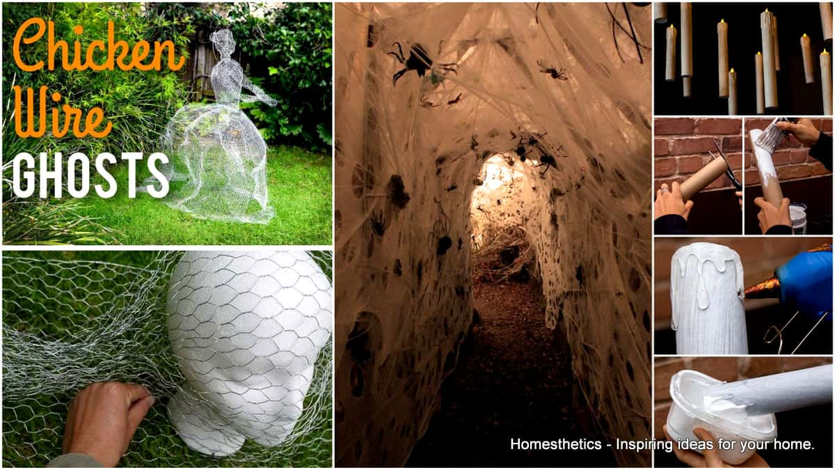 33 Insanely Smart Eerie Haunted House Ideas for Halloween ...