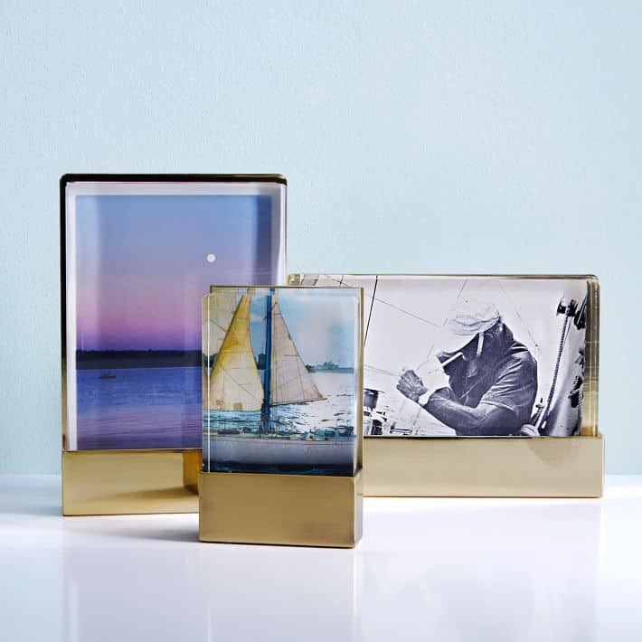 Acrylic-and-metal-frames-from-West-Elm