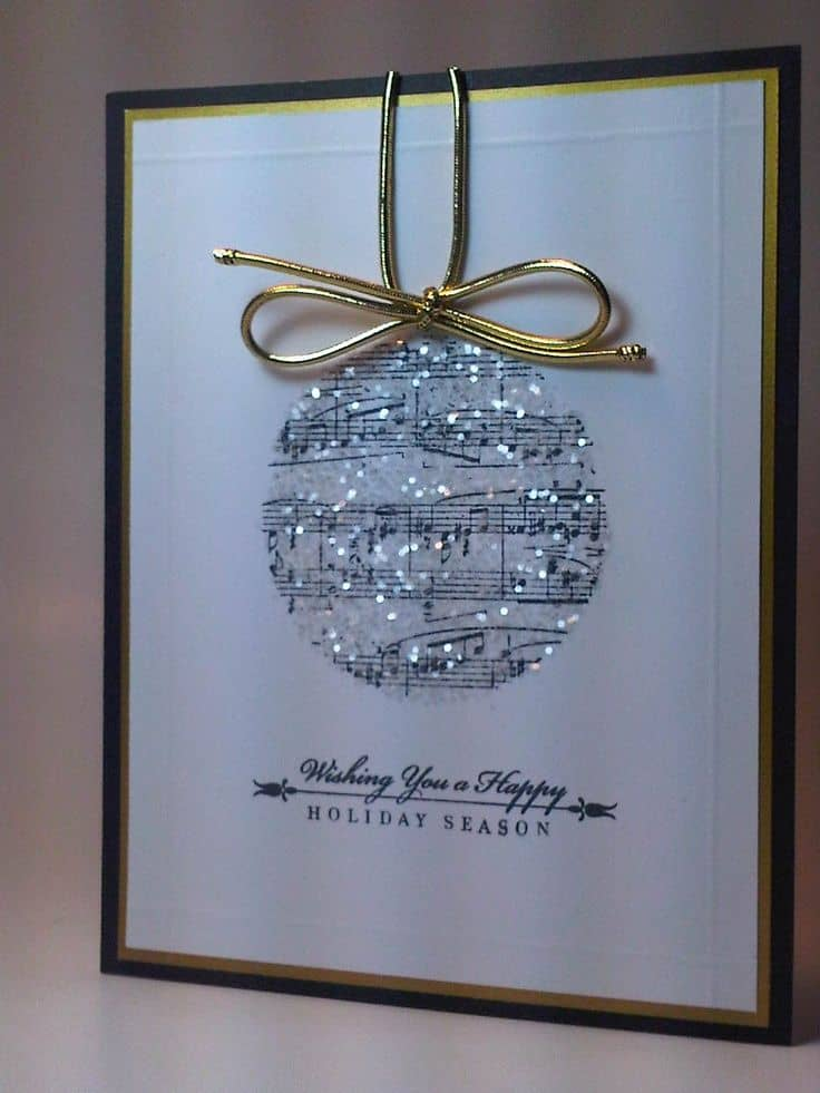 Christmas-Card-with-Musical-Ornaments