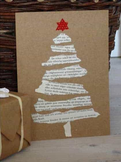 Christmas-Tree-from-Old-Books