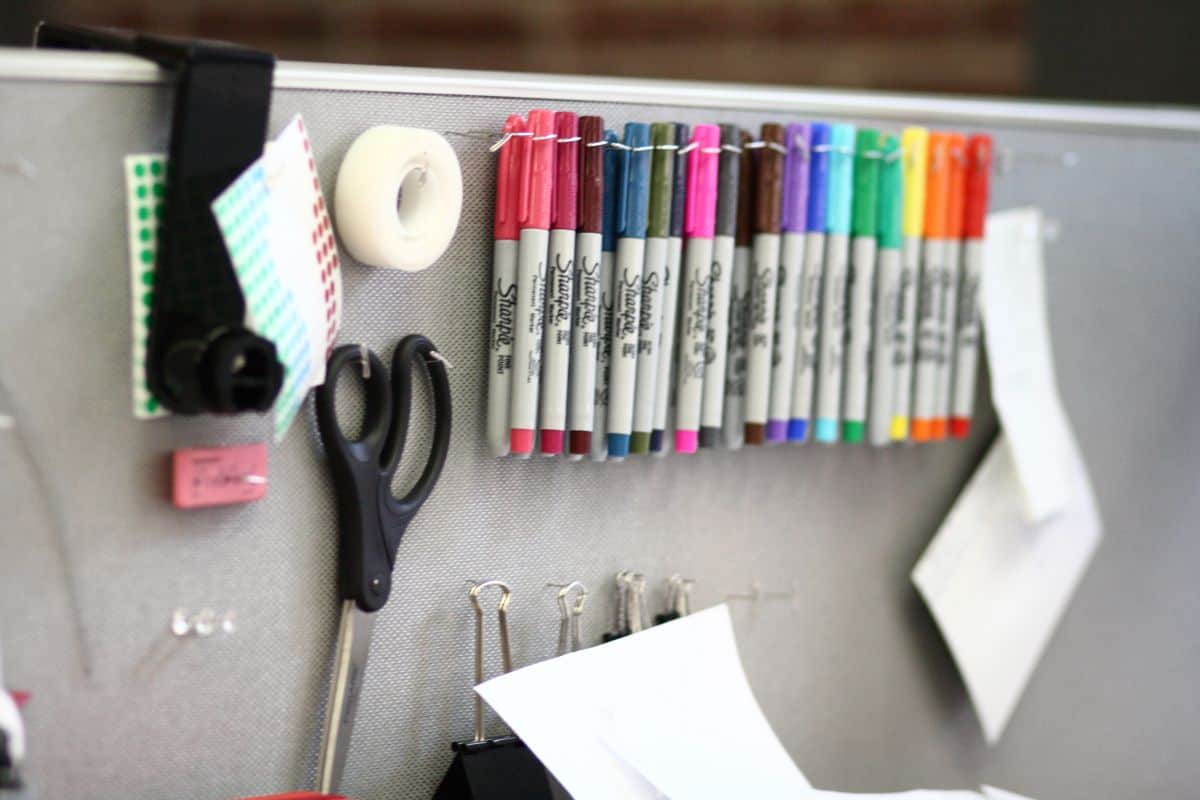 Everyday Office Accessories Can Be Turned Into Art