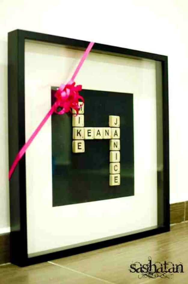 Framed-Scrabble-Tiles