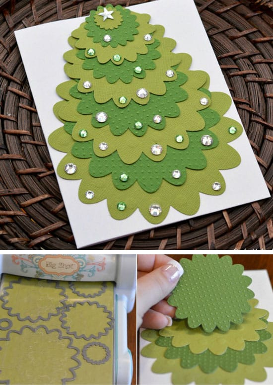 Make Your Own Creative Christmas Cards This Winter-homestheitcs.net (10)