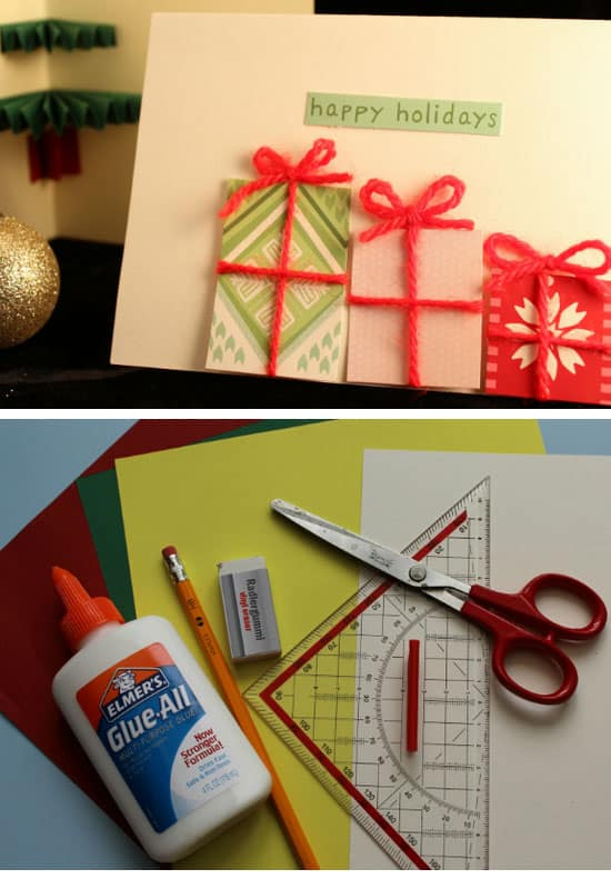 make your own creative christmas cards this winter homestheitcsnet 11 - Christmas Photo Cards Ideas