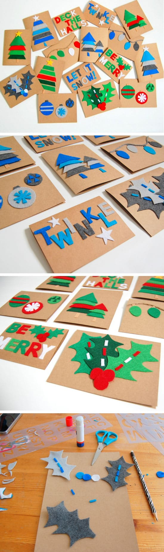 Make Your Own Creative Christmas Cards This Winter-homestheitcs.net (13)