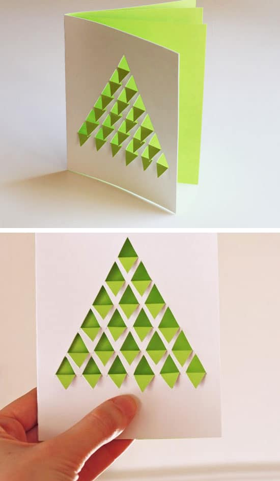Make Your Own Creative Christmas Cards This Winter-homestheitcs.net (14)