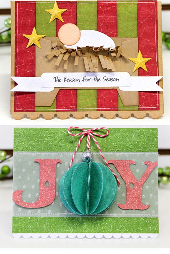 make your own creative christmas cards this winter homestheitcsnet 7