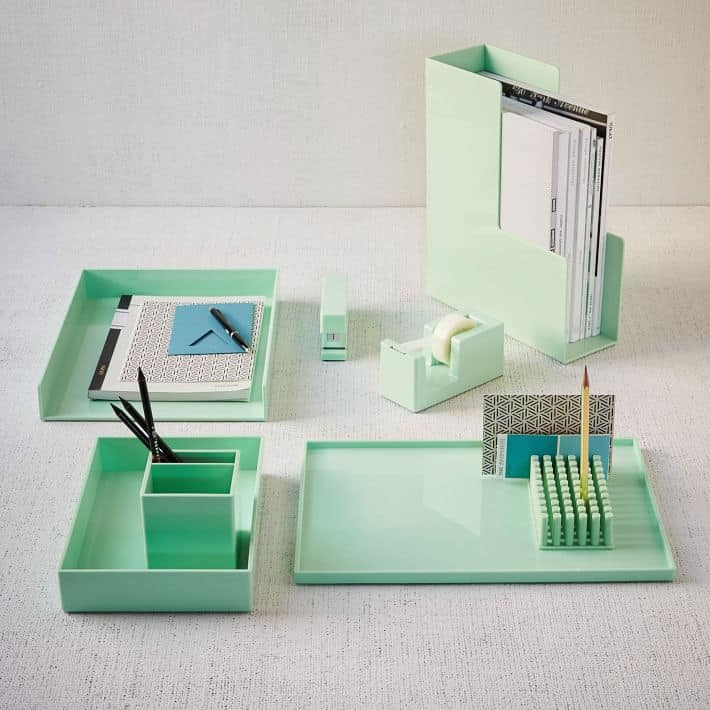 Mint-office-accessories-from-West-Elm
