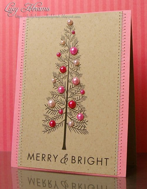Pearl-Christmas-Cards