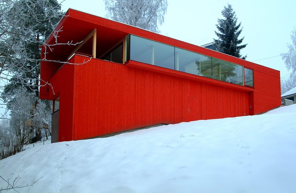 Red House by JVA (1)