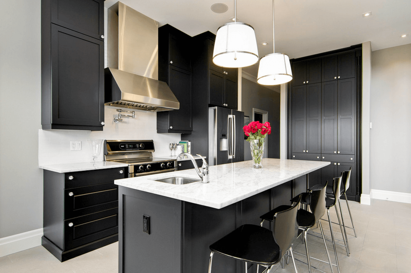 Step Out Of The Box With 31 Bold Black Kitchen Designs-homesthetics.net (12)