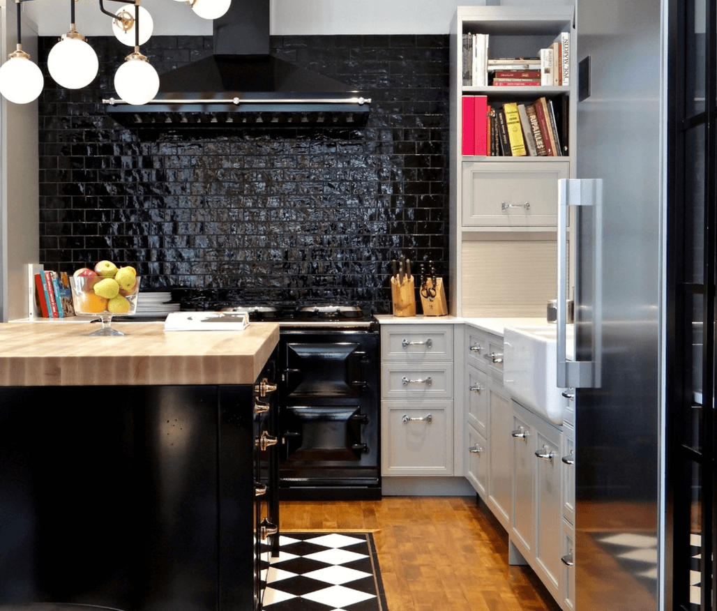 Step Out Of The Box With 31 Bold Black Kitchen Designs-homesthetics.net (15)