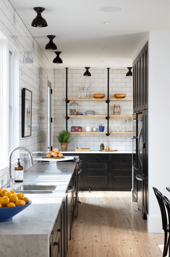 Step Out Of The Box With 31 Bold Black Kitchen Designs-homesthetics.net (27)