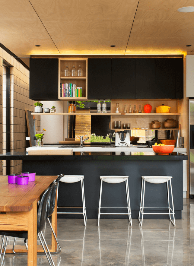 Step Out Of The Box With 31 Bold Black Kitchen Designs-homesthetics.net (28)