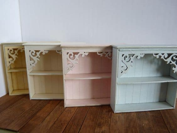 Transform drawers into pieces of art