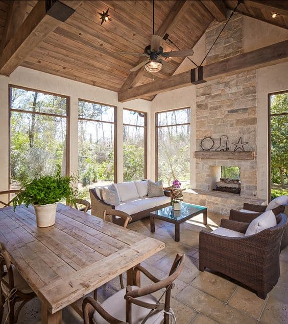 Have A Brighter Home With These Beautiful Sunroom Ideas