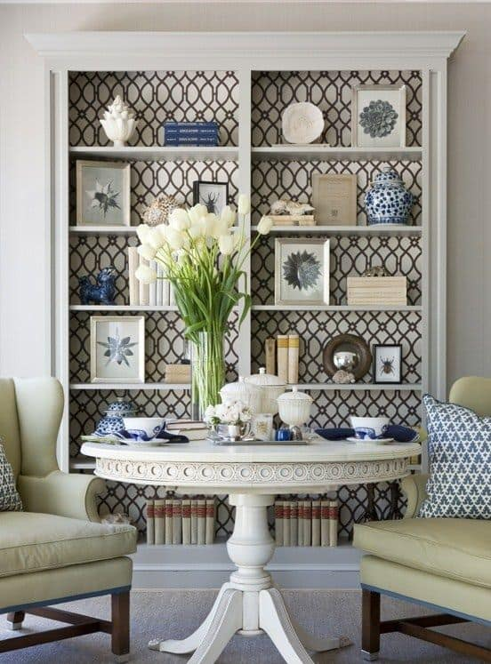 Pick the right pattern to emphasize your library