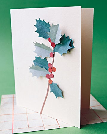 creative christmas cards diy homesthetics (12)