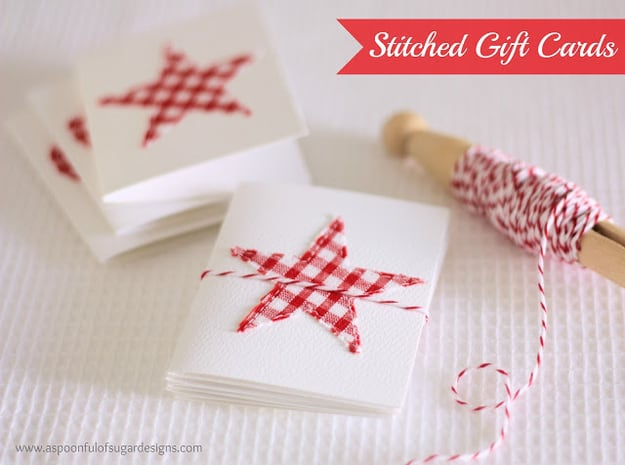creative christmas cards diy homesthetics (15)