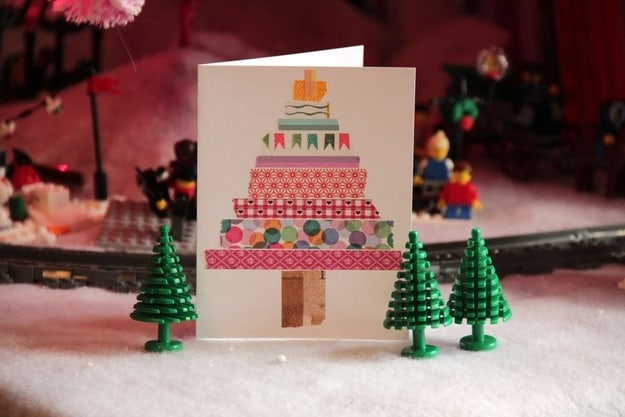 creative christmas cards diy homesthetics (21)