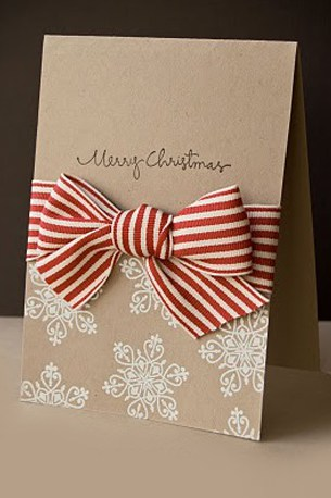 Make your own creative diy christmas cards this winter creative christmas cards diy homesthetics 5 solutioingenieria Images