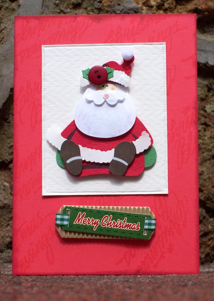 Ideas For Making Cards Part - 40: Make Your Own Creative DIY Christmas Cards This Winter