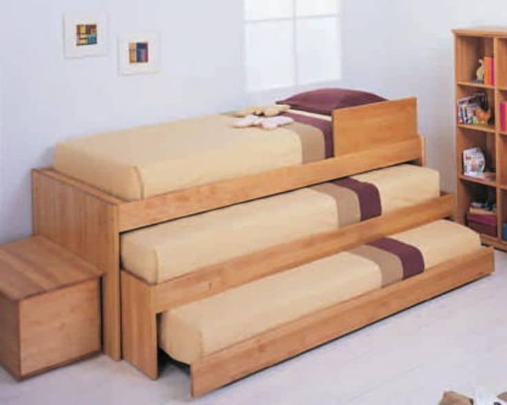 5. Invest in multiple layered beds