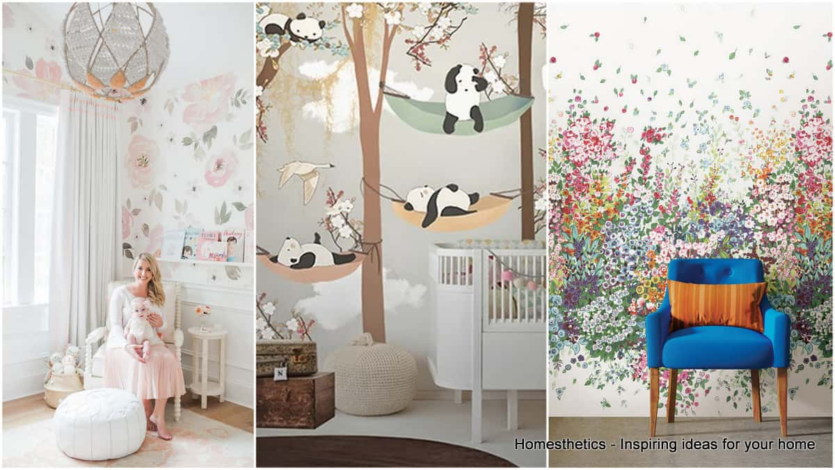 Top 20 Childrens Room Wall Murals Homesthetics Inspiring ideas
