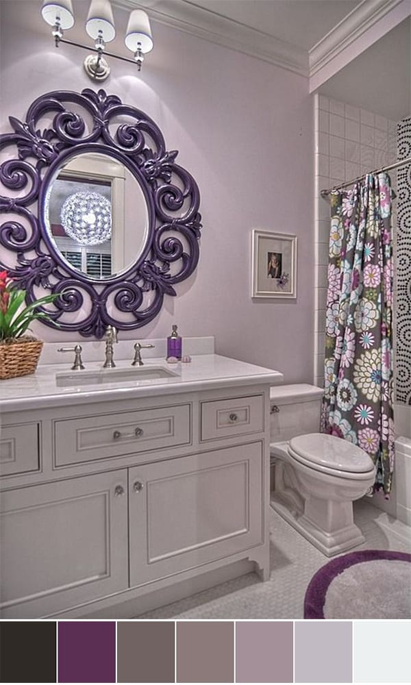 111 World S Best Bathroom Color Schemes