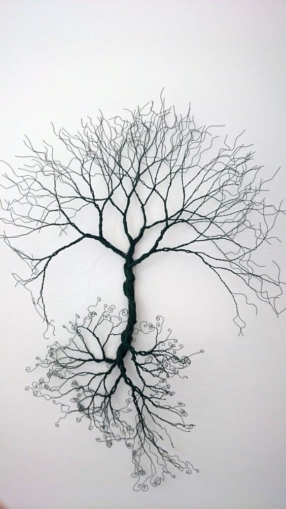 43 Wire Art Sculptures Ready to Emphasize Your Space - Homesthetics ...