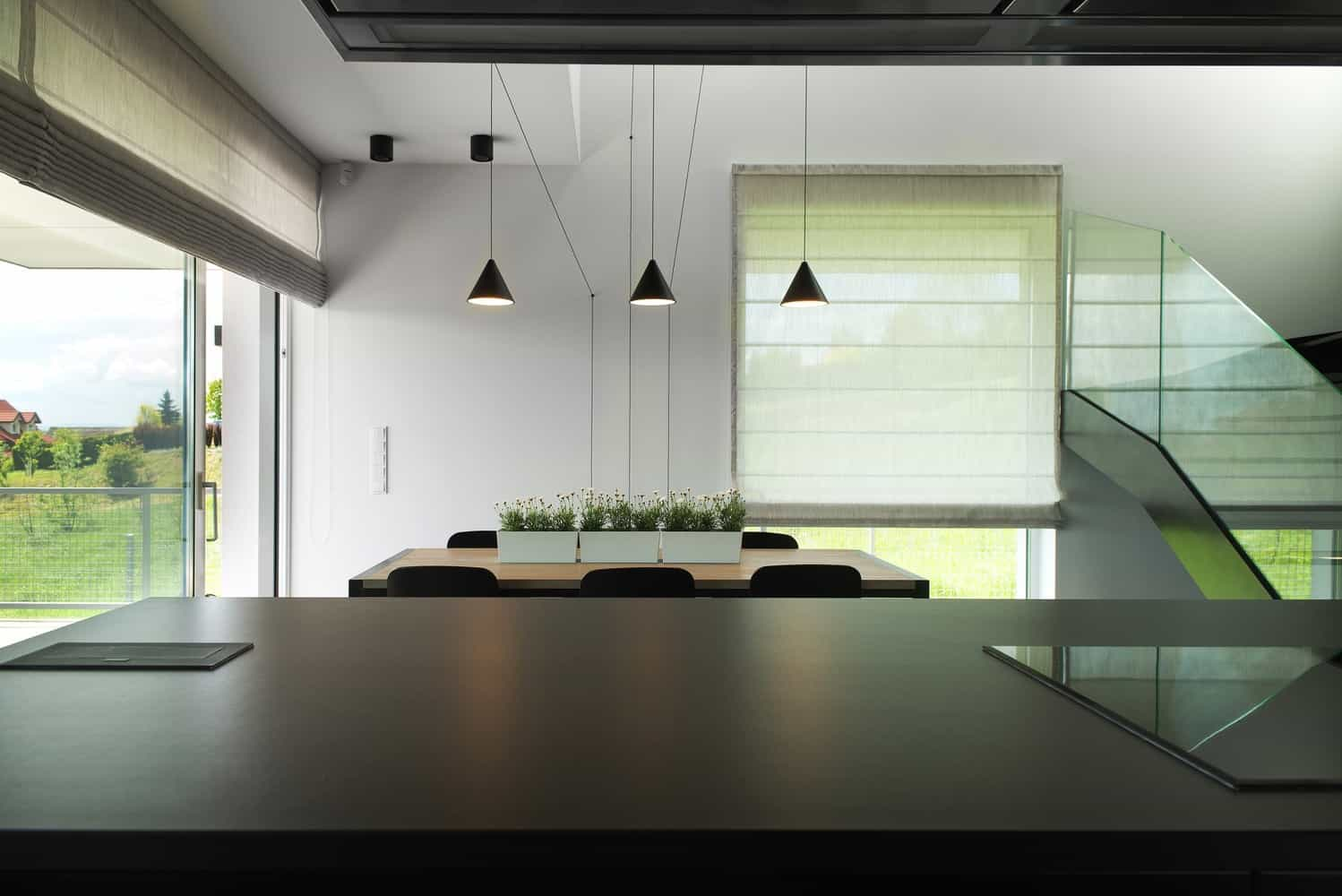 Beautiful utter simplicity house with a view by doomo - House with a view ...