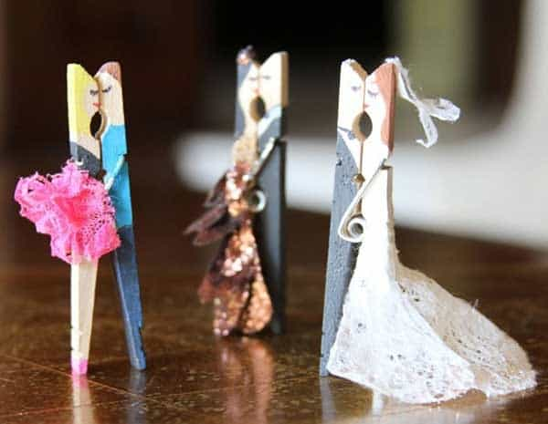 37. USE PETITE FIGURINES IN CHILD PLAY
