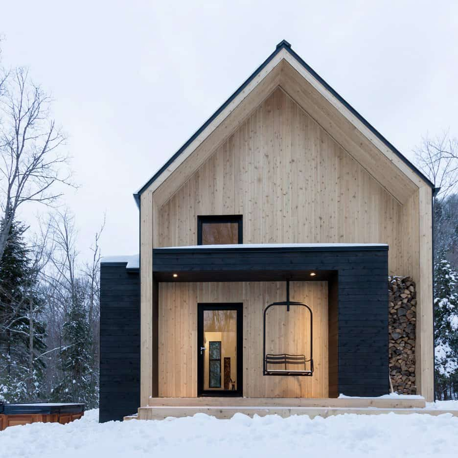 Scandinavian Inspired Cabin Envisioned by Cargo Architecture Wins ...