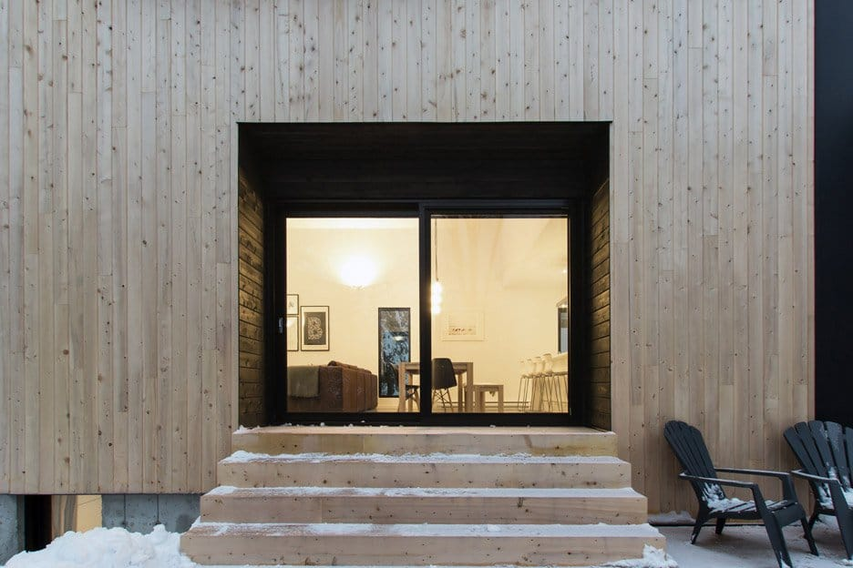 Scandinavian Inspired Cabin Envisioned by Cargo Architecture Wins Quebec (4)