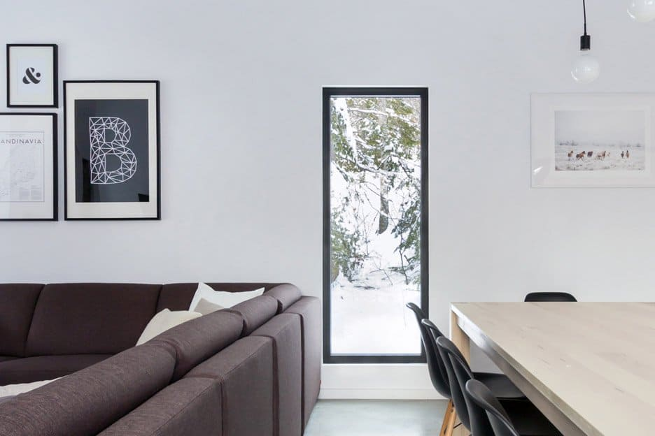 Scandinavian Inspired Cabin Envisioned by Cargo Architecture Wins Quebec (5)