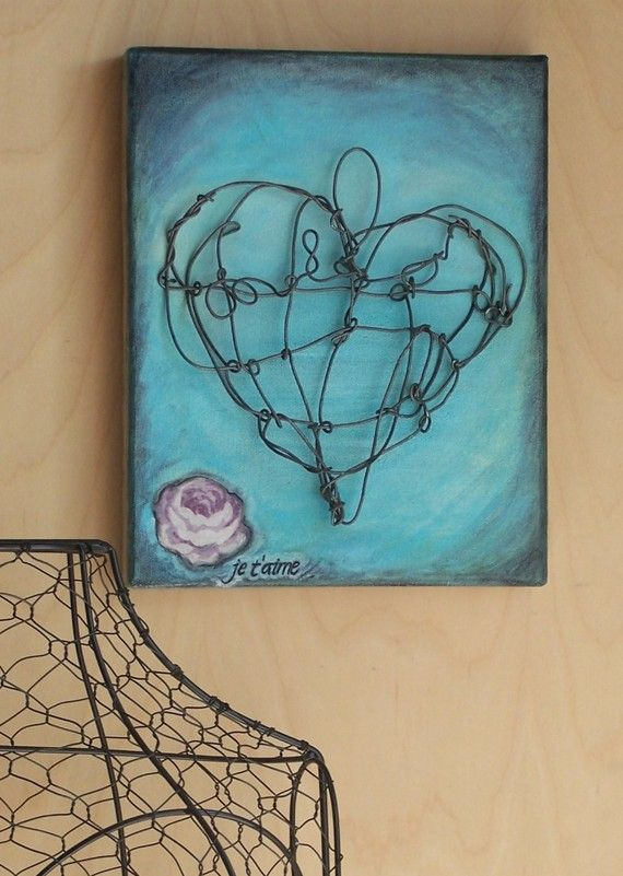 Wire Art Sculptures Ready to Emphasize Your Space