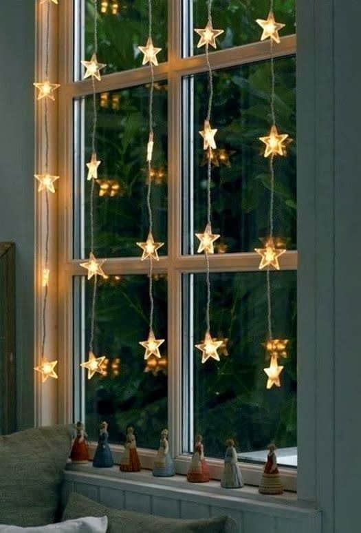 Bedroom Christmas Lights Ideas For A Cozy Atmosphere Homesthetics Inspiring Ideas For Your Home