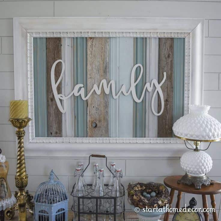 Add Cozyness With Rustic Wall Art Ideas