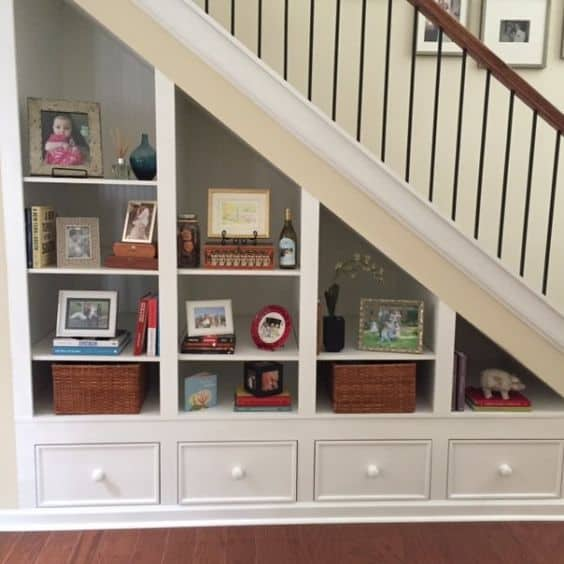 18 Useful Designs For Your Free Under Stair Storage
